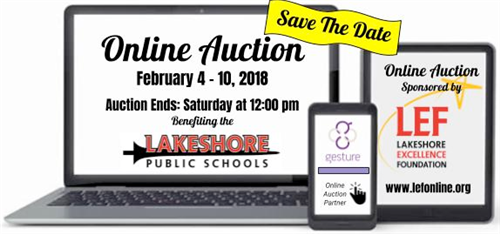 LEF Online Auction